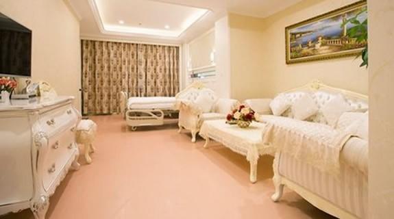 安徽维多利亚整形外科医院病房