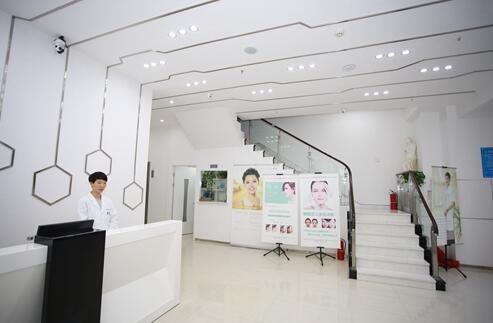 郑州元素整形医院前台