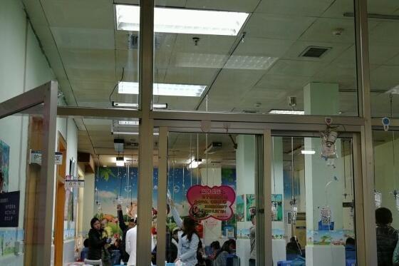 东营胜利油田中心医院环境 (2)