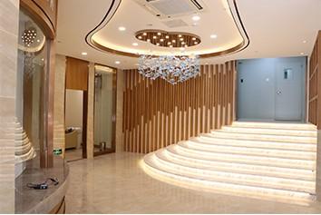 南京新秀植发楼梯