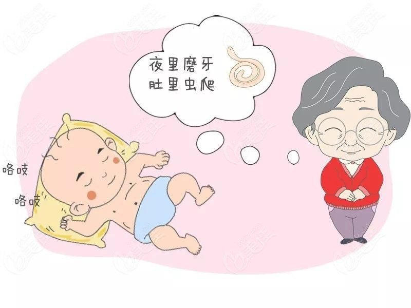 小孩夜磨牙的治疗方式