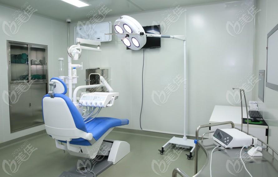 南京美奥口腔就诊室西诺德椅旁修复系统
