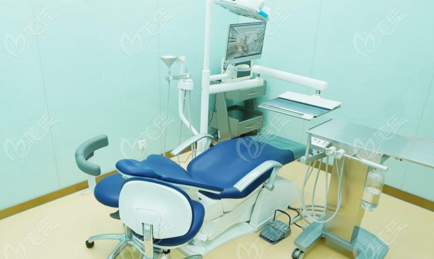 北京顺义齐贝口腔室内就诊牙椅设备