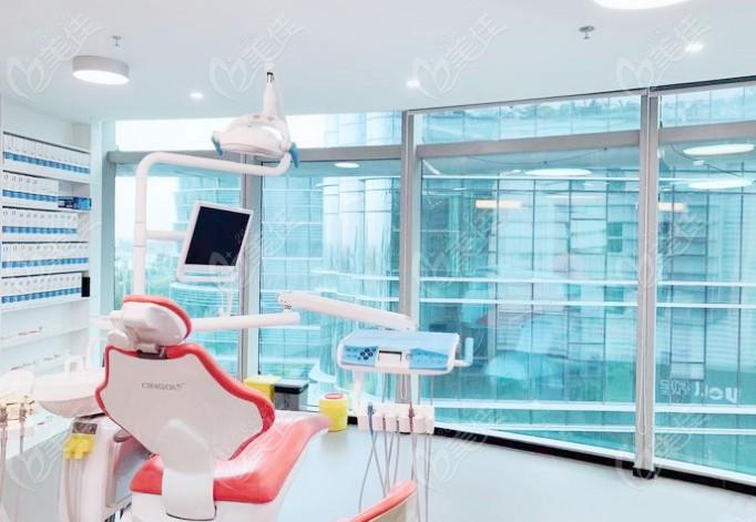港悦口腔诊疗室
