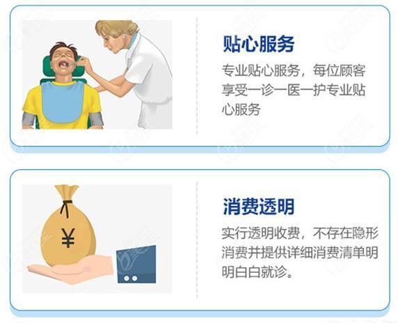 北京科尔口腔收费价格透明