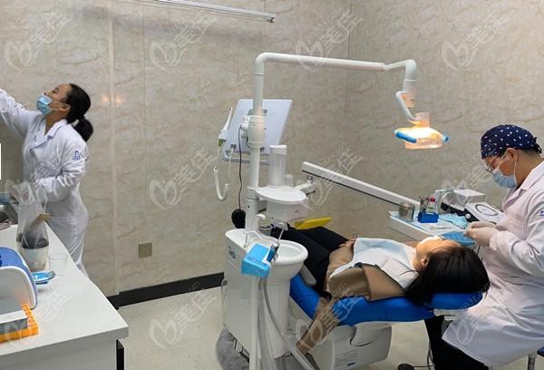 黄山牙博士口腔医生诊疗
