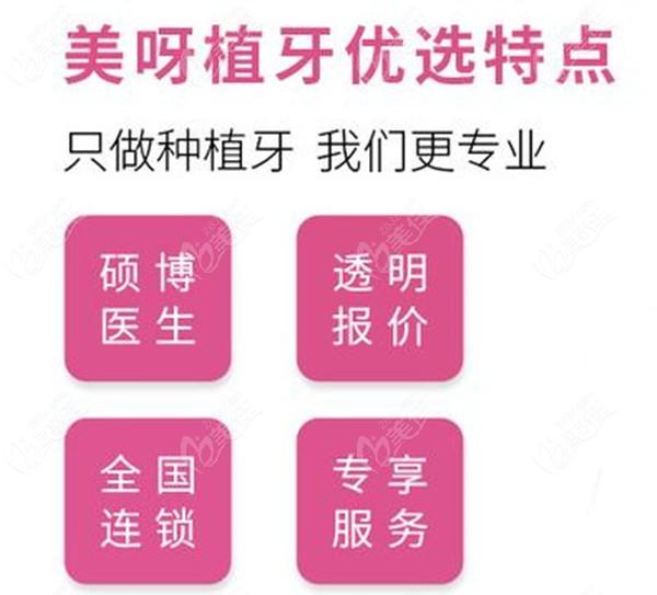 上海美呀植牙口腔种植牙价格怎么样?