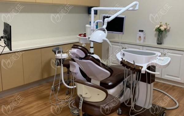 雅尔美口腔诊疗椅