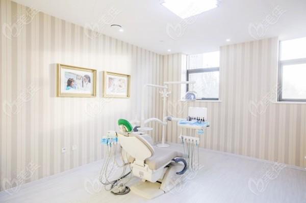 北京皓尔口腔独立治疗室环境