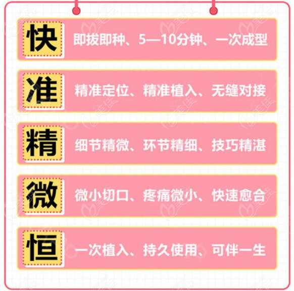 北京优米口腔即刻种植牙优势