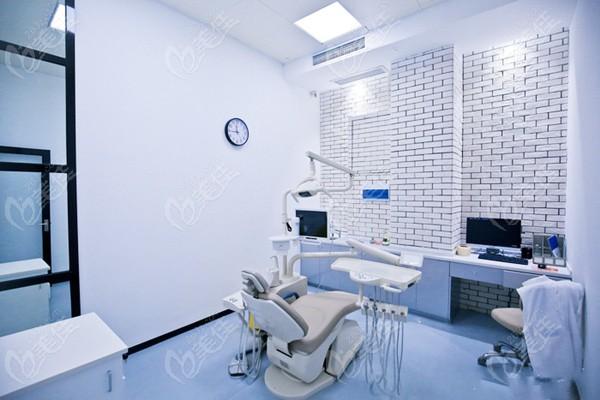 海曙区恩吉口腔的诊室
