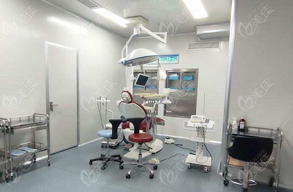 杭州民利口腔无菌手术室