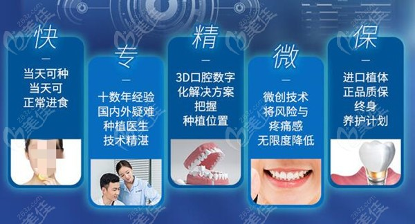 美奥数字化种植牙