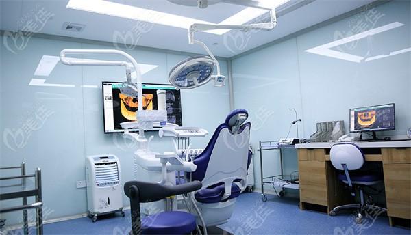 宁波北仑现代口腔诊疗室牙椅