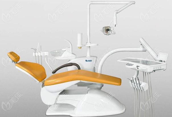 温州奥齿泰口腔先进舒适的牙椅