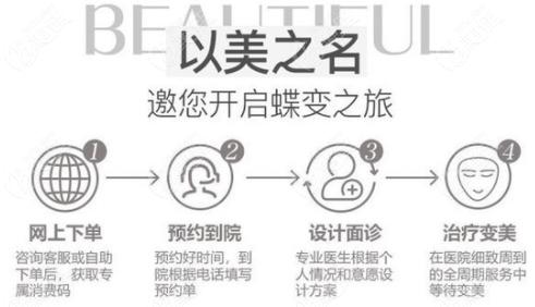 天津维美整形网上预约疗程